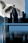 GULL AND CITY